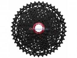 SunRace kazeta MX8 11 (11-42z) BLACK