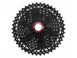 SunRace kazeta MX3 - 10 (11-42) BLACK