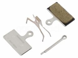 Shimano brzdové destičky G02A (polymerové)