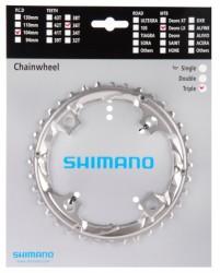 Shimano SLX M660 převodník 36z, stříbrný