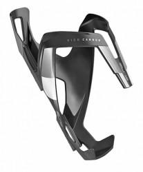 Košík ELITE Vico Carbon černo/bílý