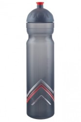 R+B zdravá láhev BIKE (červená)