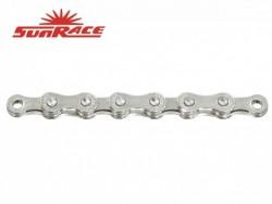 SunRace CN11A 11k řetěz stříbrný