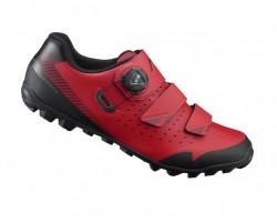 Boty Shimano ME4 červené