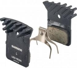 Brzdové destičky Shimano L02A polymerové