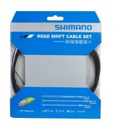 Shimano set řadících bowdenů a lanek OPTISLIC - silnice