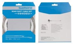 Shimano řadící set SP-41, bílý