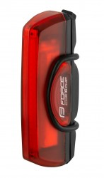 FORCE COB 16 chip LED blikačka zadní, USB