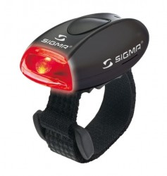Sigma zadní Micro blikačka - černá NEW