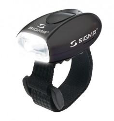 Sigma přední Micro blikačka - černá
