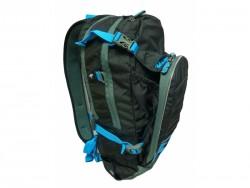 HAVEN batoh Luminite černo-modrý 11L + 2L rez.