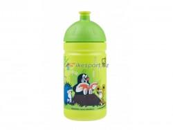 R+B zdravá láhev 0,5L - Krtek, barva zelená
