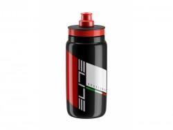 ELITE láhev FLY TEAM GRANFONDO ELITE 0,5l černá