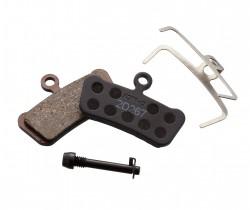 Brzdové destičky SRAM organické/železo, pro brzdy Trail/Guide