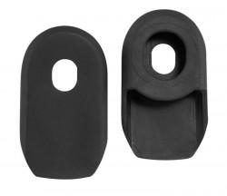 Force chrániče klik, gumové, černé