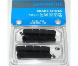 Shimano R55C+1 brzdové gumičky 2páry
