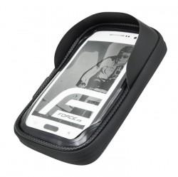 FORCE TOUCH phone brašna na řidítka, černá