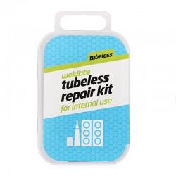 Weldtite Tubeless lepení pro bezdušové pláště - sada 8 ks