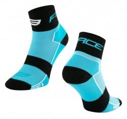 FORCE SPORT 3 ponožky, modro-černé