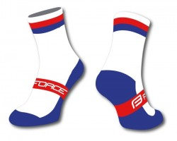 FORCE ponožky FLAG ČESKO