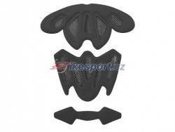 Force výstelka přilby ROAD (černá) UNIVERSÁLNÍ