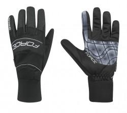 Force WINDSTER SPRING rukavice černé