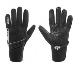FORCE NEO rukavice zimní neoprén, černé
