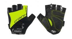 FORCE GRIP gel rukavice, fluo