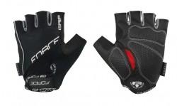 FORCE GRIP gel rukavice černé
