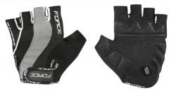 Force rukavice STRIPES gel (černé)