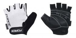 Force rukavice TERRY (bílé)