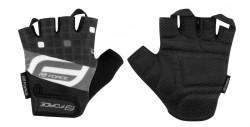 FORCE SQUARE rukavice, černé