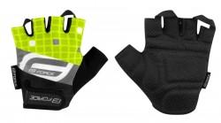 FORCE SQUARE rukavice, fluo