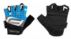 FORCE SQUARE rukavice, modré