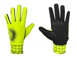 Force rukavice EXTRA celoprstové fluo