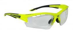 Force RIDE PRO brýle, fotochrom. skla, fluo