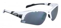 FORCE ULTRA brýle bílé, černá laser skla