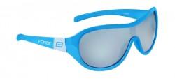 FORCE POKEY dětské brýle, modro-bílé