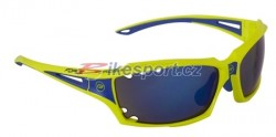 Force brýle VISION - fluo/modré