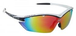 FORCE RON brýle bílo-černé, multilaser skla