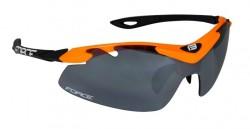 Force brýle DUKE - oranžovo-černé