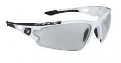 FORCE CALIBRE brýle bílé, fotochromatická skla