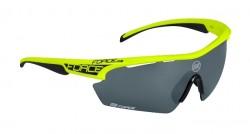 FORCE AEON brýle, fluo, černá skla
