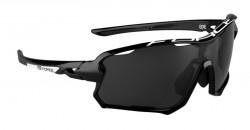 FORCE EDIE brýle černé, černá skla