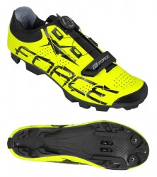 FORCE MTB CRYSTAL tretry, fluo
