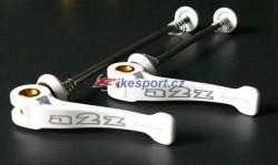 A2Z titanové rychloupínáky set - bílé