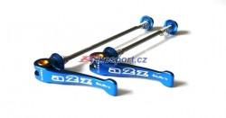 A2Z titanové rychloupínáky set - modré