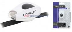 Force přední blikačka MICRO (bílá)