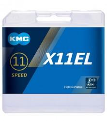 Řetěz KMC X11 EL Gold pro MTB 11-rychlostní
