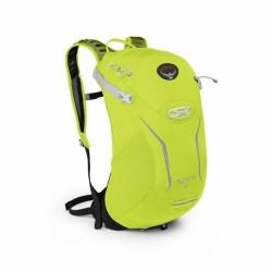 Osprey Syncro 15 batoh zelený + pláštěnka